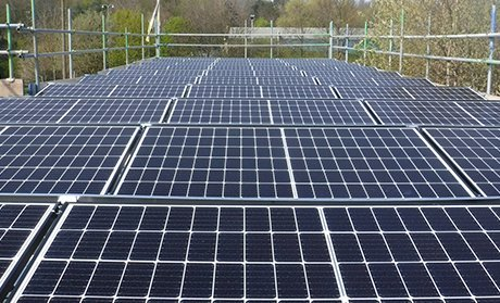 Off Grid Engineering, commercial build off-grid solar PV