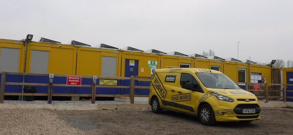 Civil Engineering firm makes huge savings by switching from diesel generator to off-grid solar system
