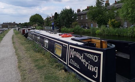 Off Grid Engineering Narrowboat Flexible Solar PV