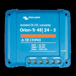 Orion-Tr Smart DC-DC Converters