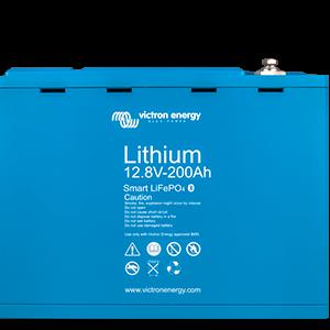 Lithium Batteries Smart